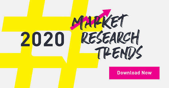 Trends in survey software and market research