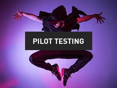 Pilot testing - market research and survey software