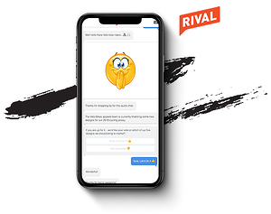 Contact the sales team for Rival Technologies - an alternative for Vision Critical, Qualtrics, Survey Monkey and Wizu
