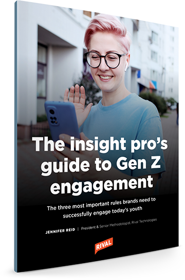 Market research guide on Gen Z engagement
