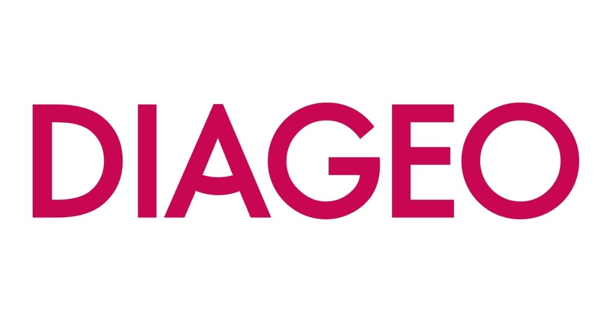 Diageo logo- rectangle