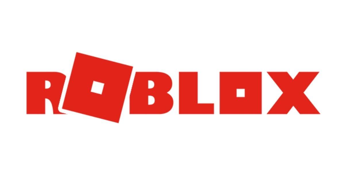 Roblox Logo- rectangle