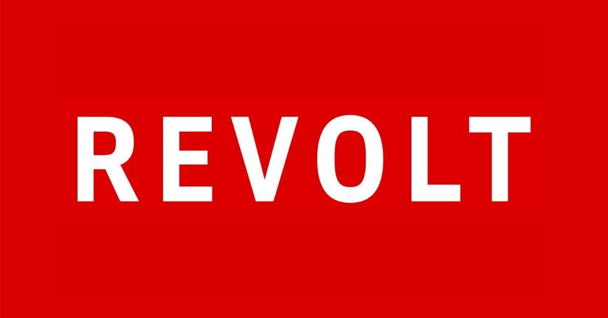 REVOLT Media logo- rectangle